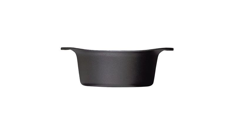 Sori Yanagi, Nambu Tekki Cast Iron Deep Pan with Lid and Handle, - Placewares