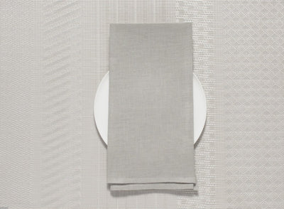 Chilewich, Linen Napkins - multiple colors, Bone- Placewares