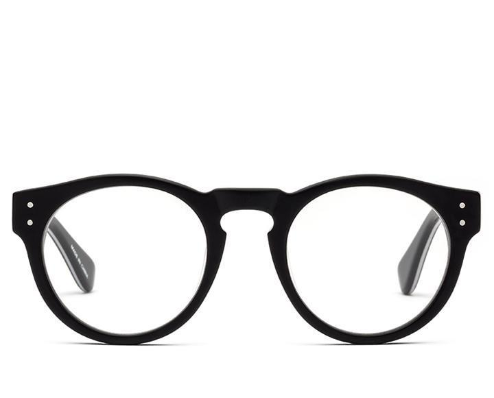 Caddis, Soup Cans Reading Glasses - Black White Pin, - Placewares