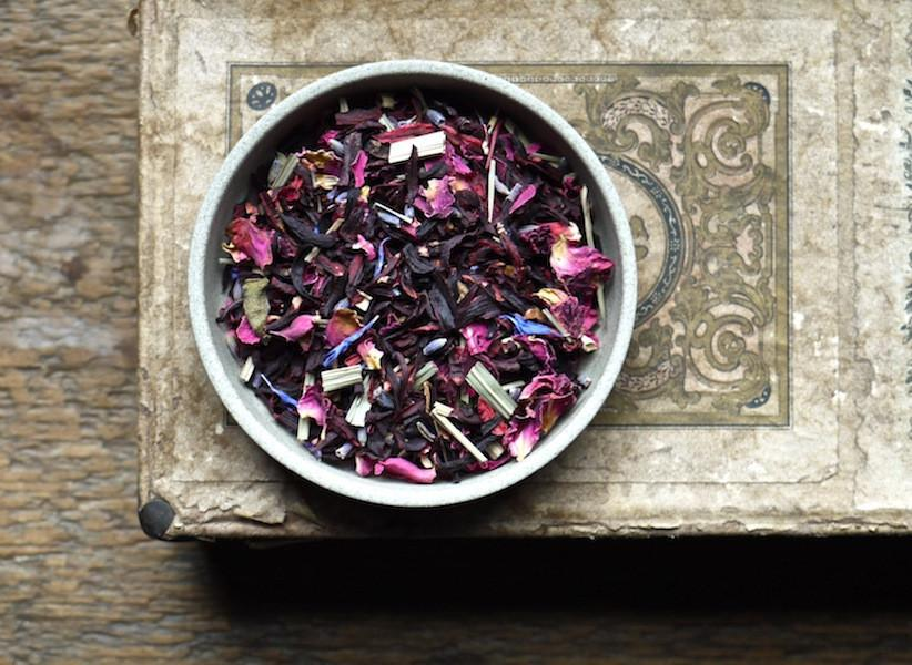 Bellocq, NO. 100, Corazon de Cien Fuegos herbal tea, - Placewares