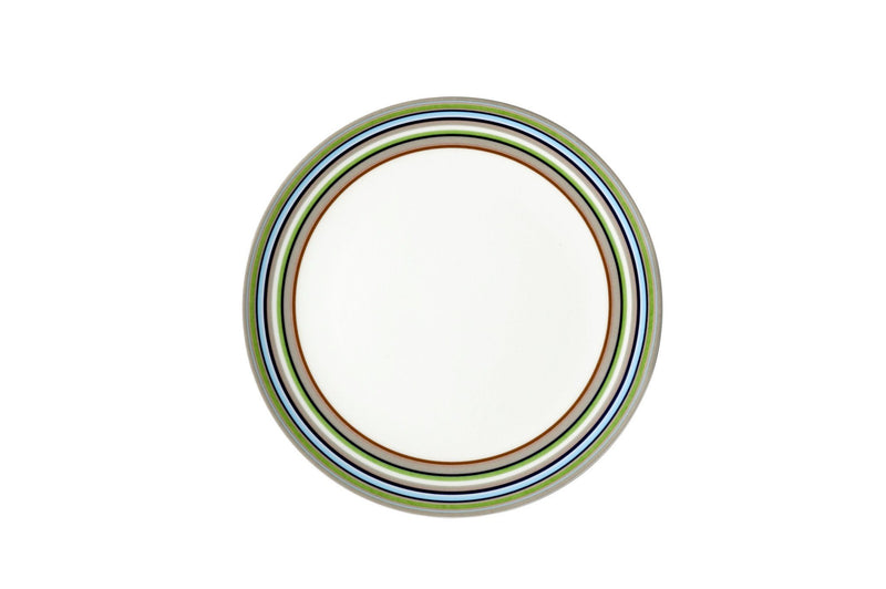 Iittala, Origo Salad Plate, Orange- Placewares
