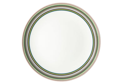 Iittala, Origo Dinner Plate, Brown- Placewares