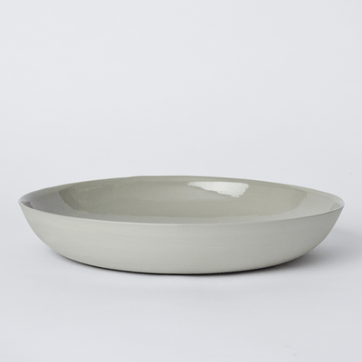 Mud Australia, Pebble Bowl Large, Ash- Placewares