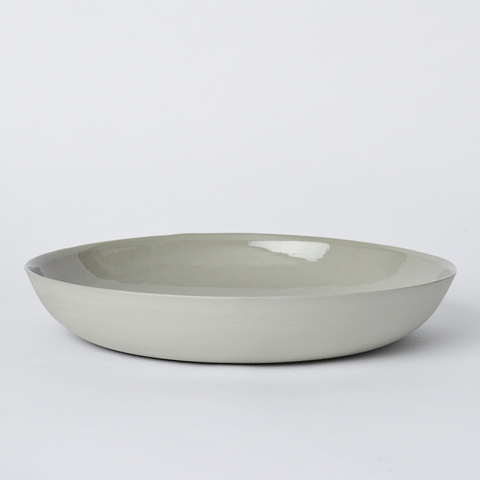 Mud Australia, Pebble Bowl Large, Milk- Placewares
