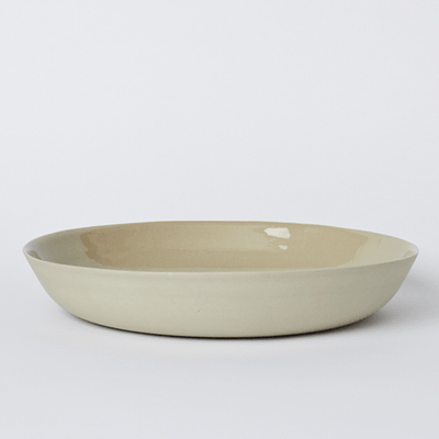 Mud Australia, Pebble Bowl Large, Sand- Placewares