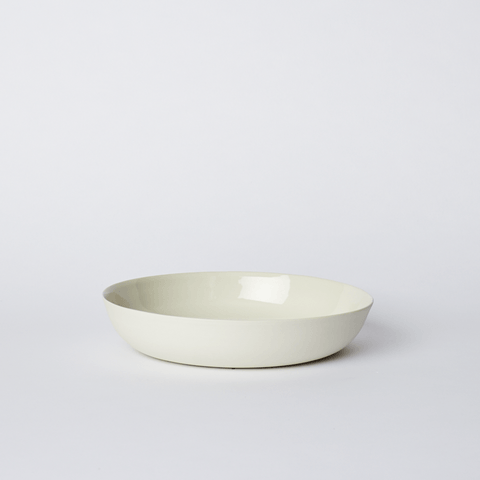 Mud Australia, Pebble Bowl Medium, Milk- Placewares