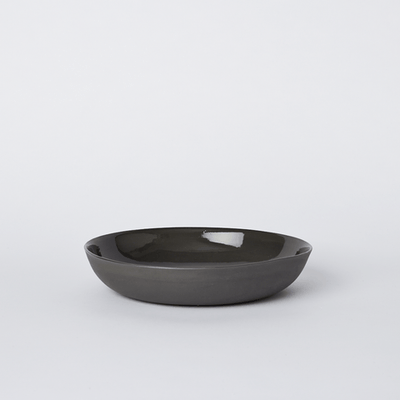 Mud Australia, Pebble Bowl Medium, Slate- Placewares
