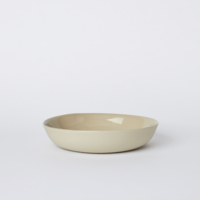 Mud Australia, Pebble Bowl Medium, Sand- Placewares