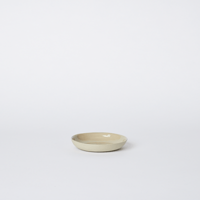 Mud Australia, Pebble Bowl Small, Sand- Placewares