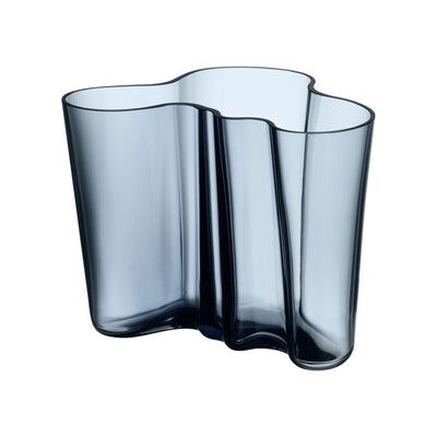 Iittala, Alvar Aalto Collection Vase, 6.25 in - multiple colors, Rain- Placewares