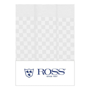 Ross Textilwerke, German Cotton Dish Towel, super absorbent, Silver- Placewares