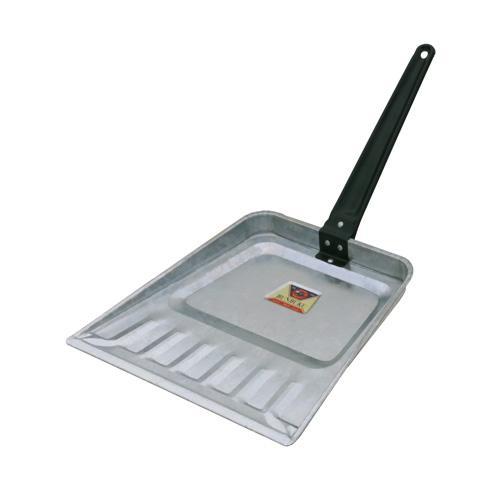Bunbuku, Painted Steel Dustpan - Black, Black- Placewares