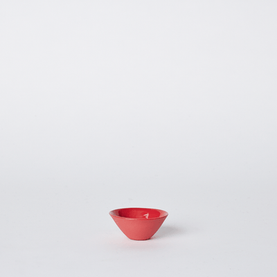 Mud Australia, Salt Dish, Red- Placewares