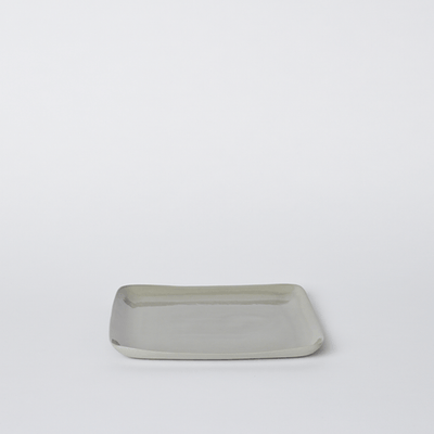 Mud Australia, Square Medium Platter, Ash- Placewares