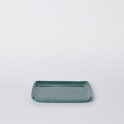 Mud Australia, Square Medium Platter, Bottle- Placewares