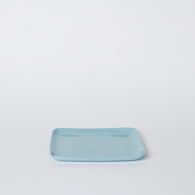 Mud Australia, Square Medium Platter, Duck Egg- Placewares