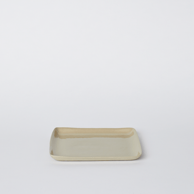 Mud Australia, Square Medium Platter, Sand- Placewares