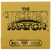 The Incense Match, Incense Matches, 30/Book, Sandalwood- Placewares