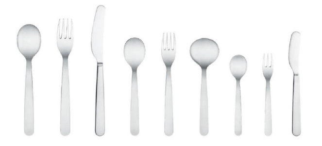 Common, Japanese Stainless Steel Flatware, - Placewares