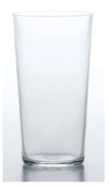 Hard Strong, Tempered Drinking Glass, 12.5 oz, - Placewares