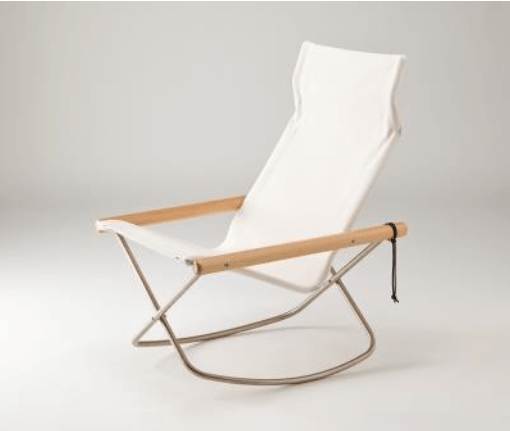 Nychair X, NychairX Rocking Chair - White, - Placewares