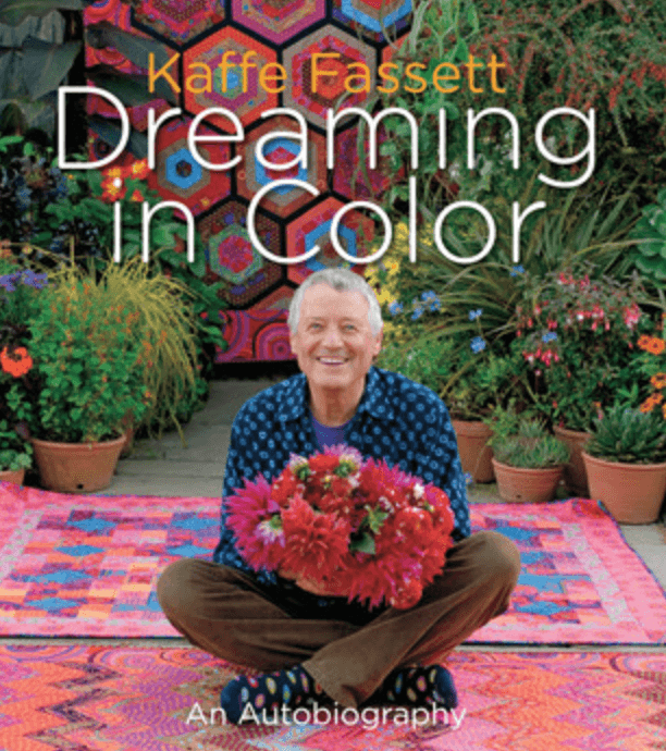 Abrams, Kaffe Fassett: Dreaming in Color: An Autobiography, - Placewares
