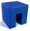 Heller, Vignelli Collection - Cube, Blue- Placewares