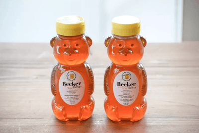 Becker Family Farms, Orange Blossom Honey, - Placewares