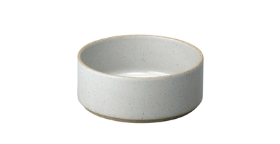 Hasami Porcelain, Bowl, Small - Gloss Gray, - Placewares