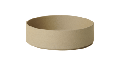 Hasami Porcelain, Bowl, Large - Natural, Natural Tan- Placewares