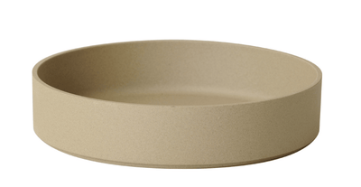 Hasami Porcelain, Bowl, Extra Large - Natural, Natural Tan- Placewares
