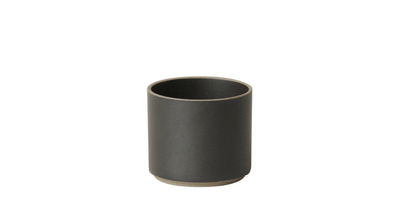 Hasami Porcelain, Bowl-Tall, Petite - Black, Black- Placewares