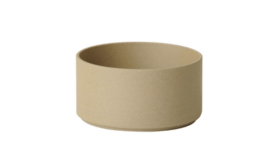 Hasami Porcelain, Bowl-Tall, Small - Natural, Natural Tan- Placewares
