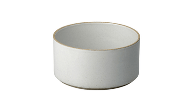 Hasami Porcelain, Bowl-Tall, Small  - Gloss Gray, Gloss Gray- Placewares