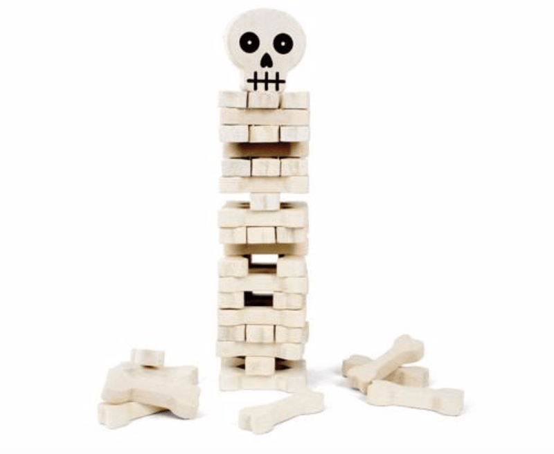 Kikkerland, Stack the Bones Game, - Placewares