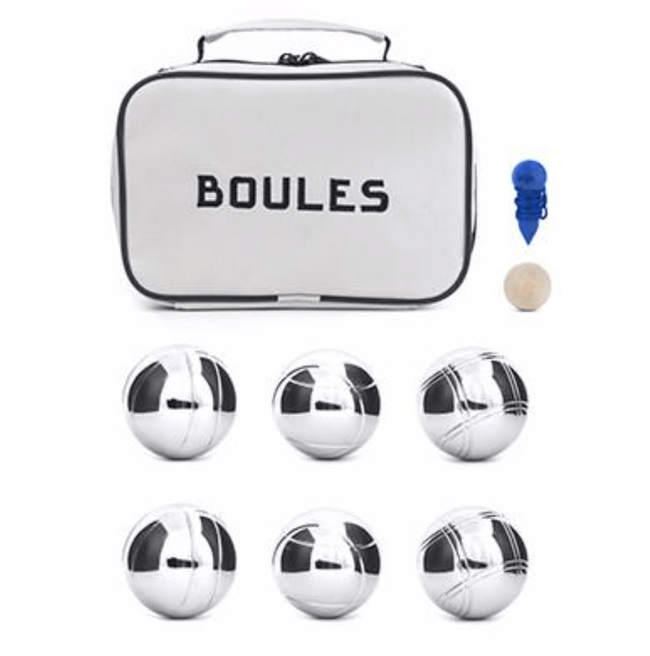 Kikkerland, Boules Lawn Game Set, - Placewares
