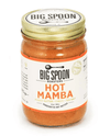 Big Spoon Roasters, Hot Mamba Peanut Butter with Chiles & Sea Salt, - Placewares