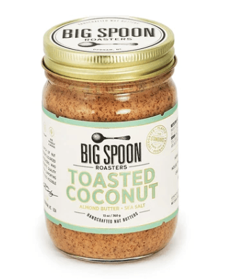 Big Spoon Roasters, Toasted Coconut Almond Butter with Sea Salt, - Placewares