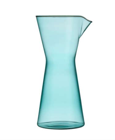 Iittala, Kartio Carafe, assorted colors, Clear- Placewares