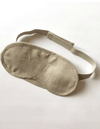 Fog Linen, Linen Eye Mask, - Placewares