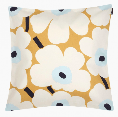 Marimekko, Pieni Unikko Cushion Cover, - Placewares