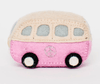 Craftspring, Hippie Bus Ornament, - Placewares