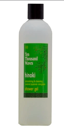 10,000 Waves, Hinoki Shower Gel, - Placewares