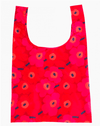 Marimekko, Dark Red Mini-Unikko Smart Bag, - Placewares