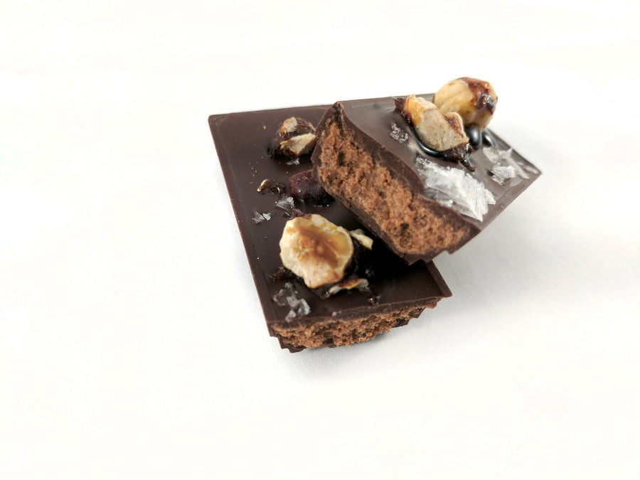 Alma, Sea Salt Hazelnut Crunch Bar, - Placewares