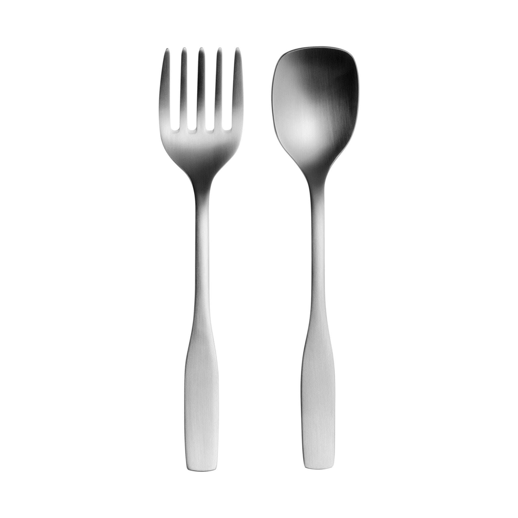 Iittala, Citterio 98 Serving Set, Brushed Stainless Steel- Placewares