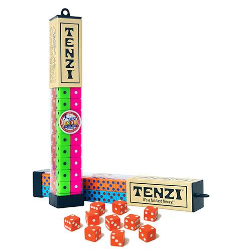 Carma Games, TENZI Dice Game, - Placewares