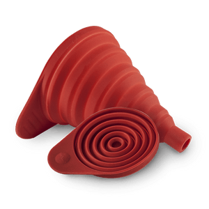 Lamson, Silicone Funnel, Red- Placewares