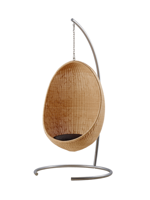 Sika, Stand Only For Hanging Indoor Egg Chair, - Placewares