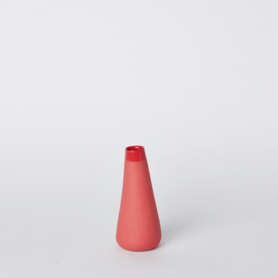 Mud Australia, Tear Vase, Red- Placewares